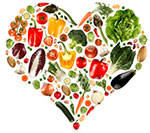 groente hart