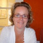 verloskundige Ingrid v. Wolveren