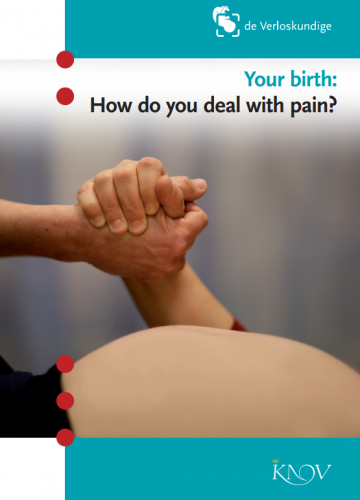 dealing with pain during birth